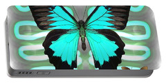 Butterfly Patterns 24 Portable Battery Charger