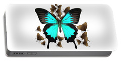 Ulysses Butterfly All A Flutter Portable Battery Charger