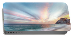 Cabo San Lucas Beach Sunset Mexico Portable Battery Charger
