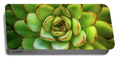 Cactus Plant Portable Battery Charger