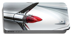 Cadillac Tail Fins Portable Battery Charger