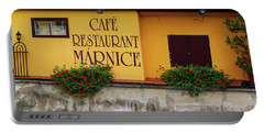Cafe Restaurant Marnice Portable Battery Charger