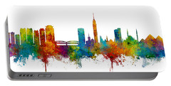 Cairo Egypt Skyline Portable Battery Charger