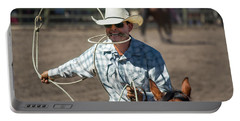 Calf Roper Portable Battery Charger