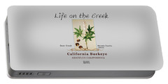 California Buckeye Portable Battery Charger