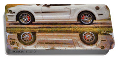 California Special Reflections - Mustang Gt/cs - Painting Portable Battery Charger
