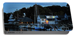Camden Maine Twightlight Portable Battery Charger