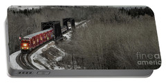 Canadian Pacific Holiday Train 2018 I Portable Battery Charger