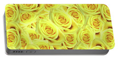 Candlelight Roses Portable Battery Charger