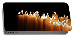 Candles Portable Battery Charger