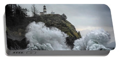 Cape Disappointment Chaos Portable Battery Charger