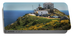 Cape Finisterre Lighthouse - The End Of The Earth Portable Battery Charger