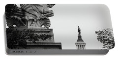 Capitol Statues Portable Battery Charger
