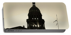 Capitol Sunrise Portable Battery Charger