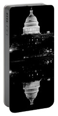 Capitol Upside Down Portable Battery Charger