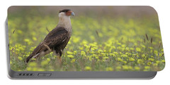Caracara In Spring Portable Battery Charger