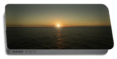 Caribbean Sunset Portable Battery Charger