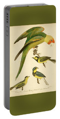 Carolina Parrot Portable Battery Charger