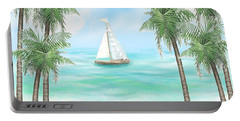 Carribean Bay Portable Battery Charger