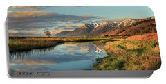 Carson Valley Sunrise Portable Battery Charger