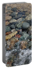 Cascading Motion Of The Creek Portable Battery Charger