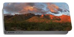 Catalina Mountains, Arizona Portable Battery Charger