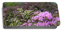 Catawba Rhododendron Table Rock  Portable Battery Charger