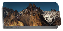 Cathedral Of Passu Portable Battery Charger