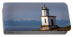 Cattle Point Lighthouse Portable Battery Charger