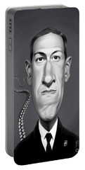 Celebrity Sunday - H.p Lovecraft Portable Battery Charger