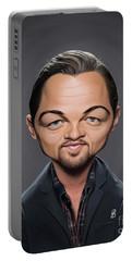 Celebrity Sunday - Leonardo Dicaprio Portable Battery Charger