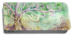 Celtic Culture Portable Battery Charger