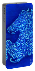 Celtic Horse Portable Battery Charger