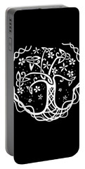 Celtic Tree Of Life 3 Portable Battery Charger