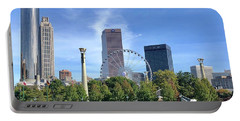 Centennial Olympic Park Portable Battery Charger