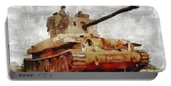 Challenger Tank, World War Two Portable Battery Charger