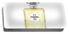 Chanel No. 5  Portable Battery Charger