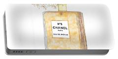Chanel Splash Portable Battery Charger