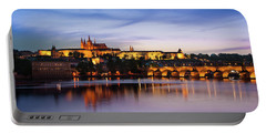 Charles Bridge Portable Battery Charger