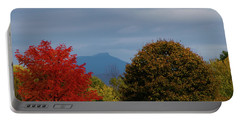 Charlotte Vermont View Of Camels Hump Portable Battery Charger