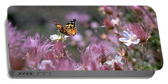 Chasing Butterflies Portable Battery Charger