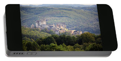 Chateau Beynac, France Portable Battery Charger