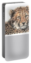 Cheetah Cub Portable Battery Charger