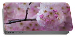 Cherry Blossom 8624 Portable Battery Charger