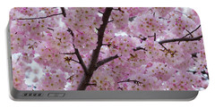 Cherry Blossoms 8611 Portable Battery Charger