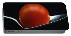 Cherry Tomato Portable Battery Charger