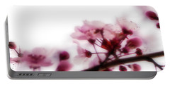 Cherry Triptych Left Panel Portable Battery Charger