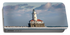 Chicago Harbour Light Portable Battery Charger