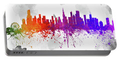 Chicago Illinois Skyline 22 Portable Battery Charger