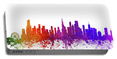 Chicago Illinois Skyline 3 Portable Battery Charger